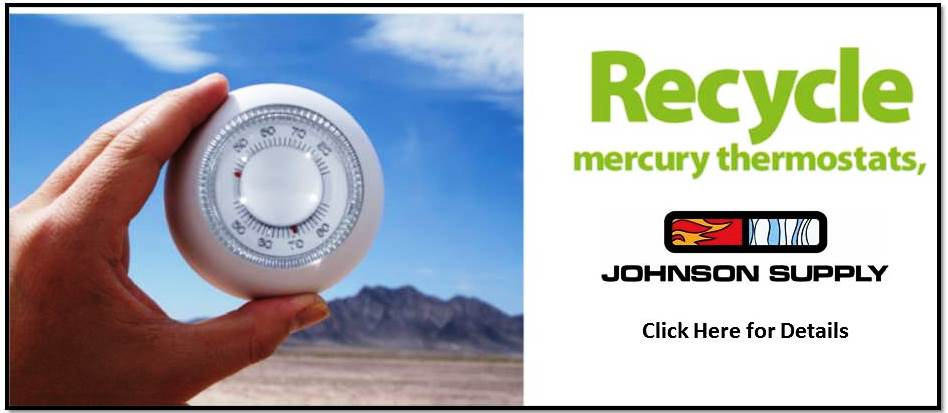 Recycle mercury thermostats